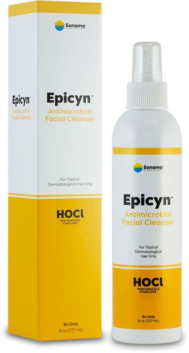Epicyn Antimicrobial Facial Cleanser