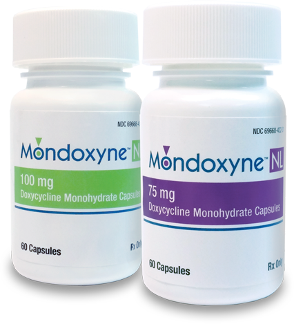 Mondoxyne Doxycycline Monohydrate Capsules