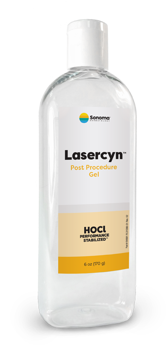 Lasercyn Post Procedure Gel