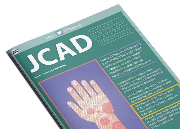 JCAD HOCl article